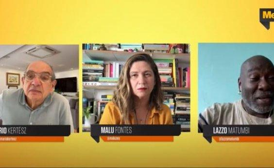 ['Brasil não assume sua verdadeira identidade', diz Lazzo Matumbi sobre casos de racismo]