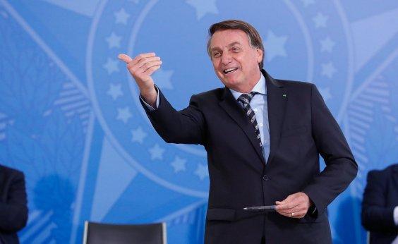 [Após resultado do emprego positivo em outubro, Bolsonaro diz que Guedes é insubstituível]