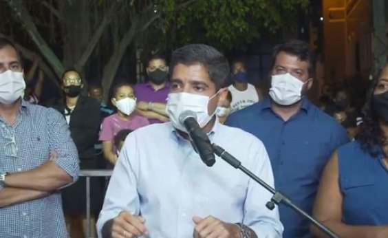 [Após aumento de casos, prefeitura vai retomar medidas restritivas contra o coronavírus]