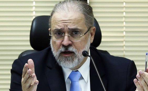 [Aras defende cassação de todos os candidatos dos partidos que possuem candidaturas laranjas]