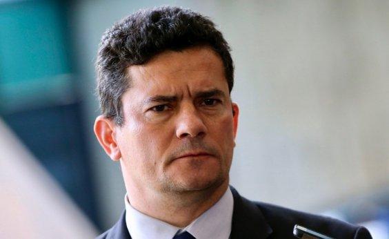 [Moro cita associação de Carlos Bolsonaro ao 'gabinete do ódio']
