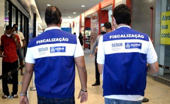 [Black Friday: Três lojas são autuadas por descumprir protocolos contra a Covid em Salvador ]