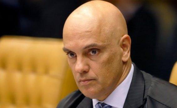 [Moraes pede que PGR opine após Bolsonaro desistir de depoimento em inquérito que apura interferência na PF]