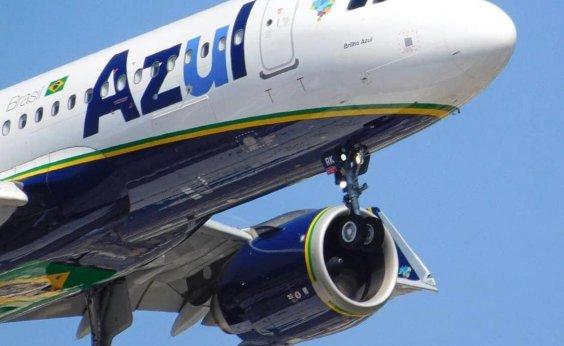 [Empresa Azul volta a operar com voos entre Salvador e Ilhéus a partir de janeiro]