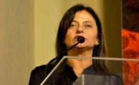 "[Alice volta a defender candidatura a prefeita de Salvador: ""Estou preparada"" ]"