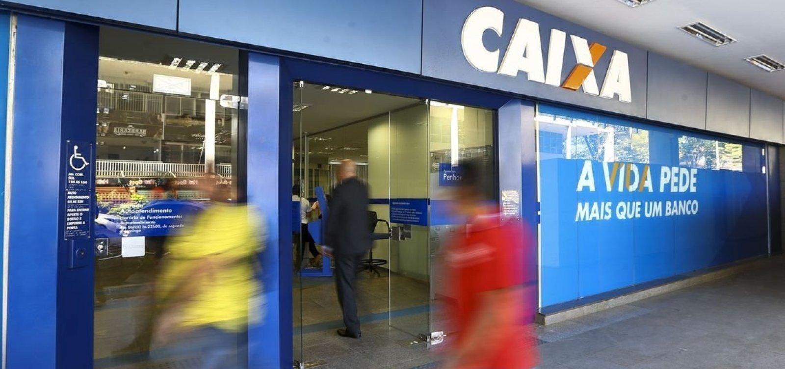 [Caixa abre 762 agências no Brasil hoje (28) para pagar auxílio emergencial]