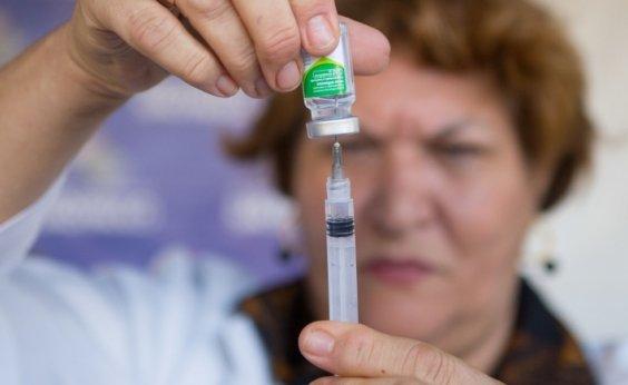 [Ministério da Saúde anuncia que vacina contra Covid não deve ser oferecida para toda a população]