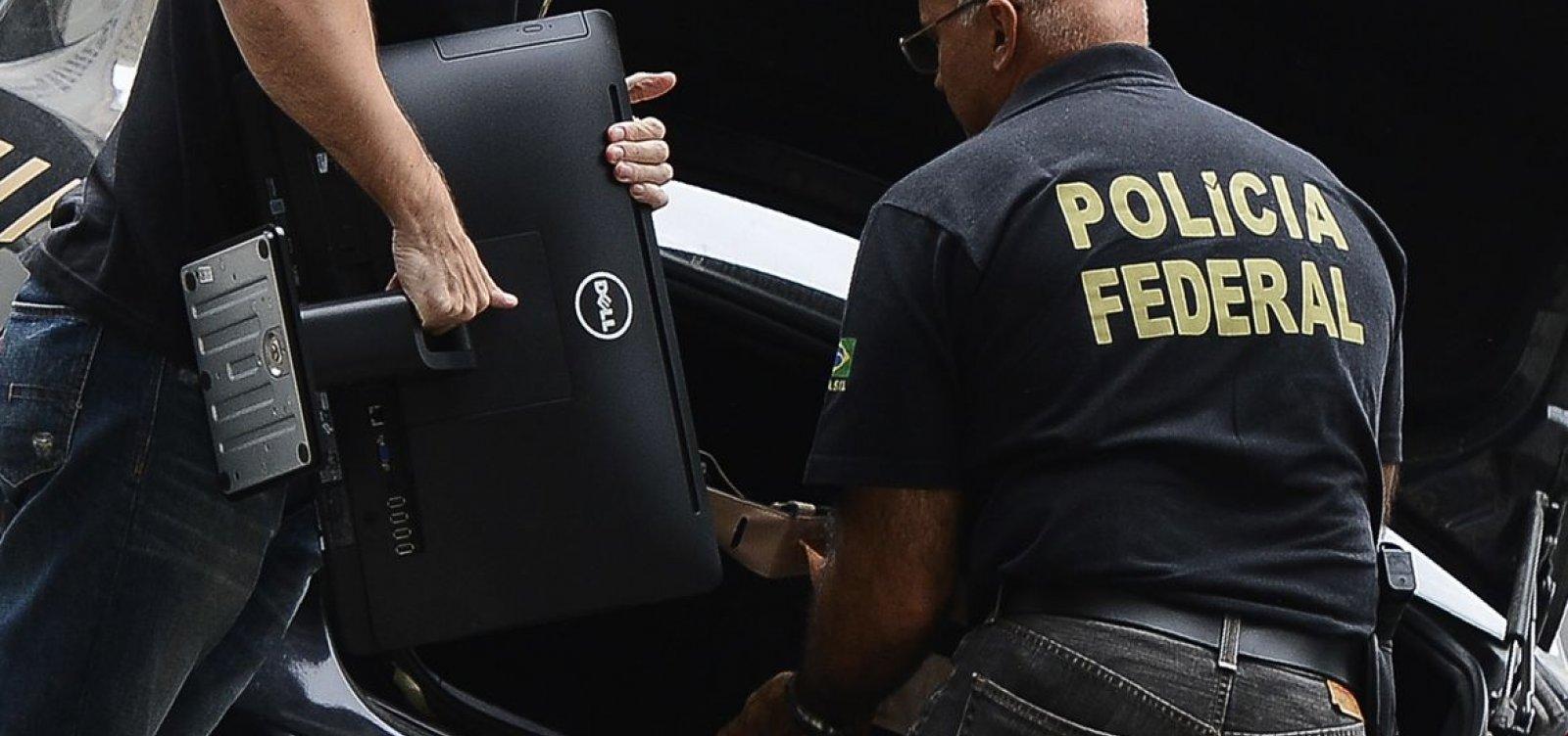 [PF prende em Portugal suspeito de invasão hacker ao TSE]