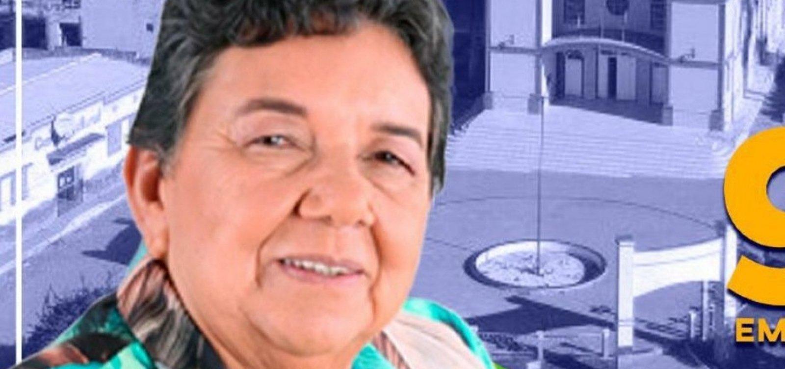 [Barra da Estiva: Morre Dona Lúcia,ex-prefeita e mãe do deputado Marquinho Viana]