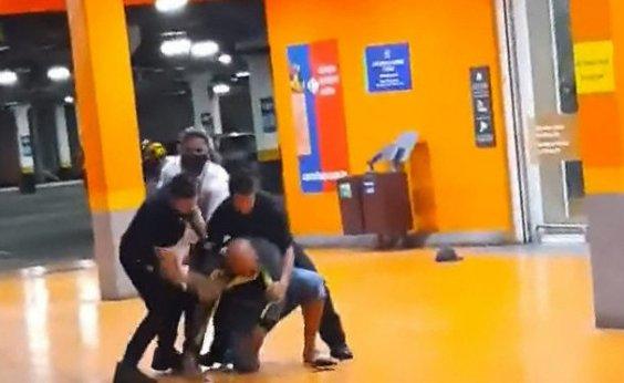 [Estatal brasileira de notícias ordenou censura sobre assassinato no Carrefour]
