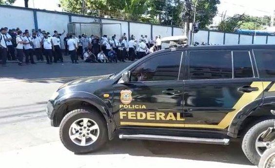 [RJ: motoristas de ônibus fazem paralisação no Rio; TRE aciona PF]