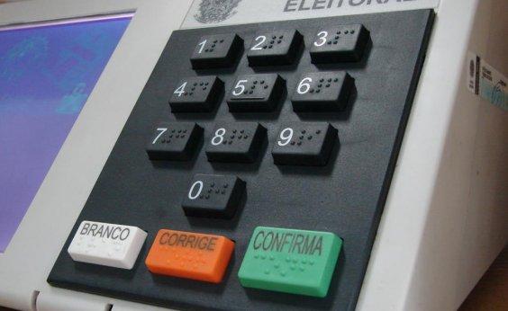 [Duas urnas eletrônicas são substituídas na Bahia, aponta TRE]
