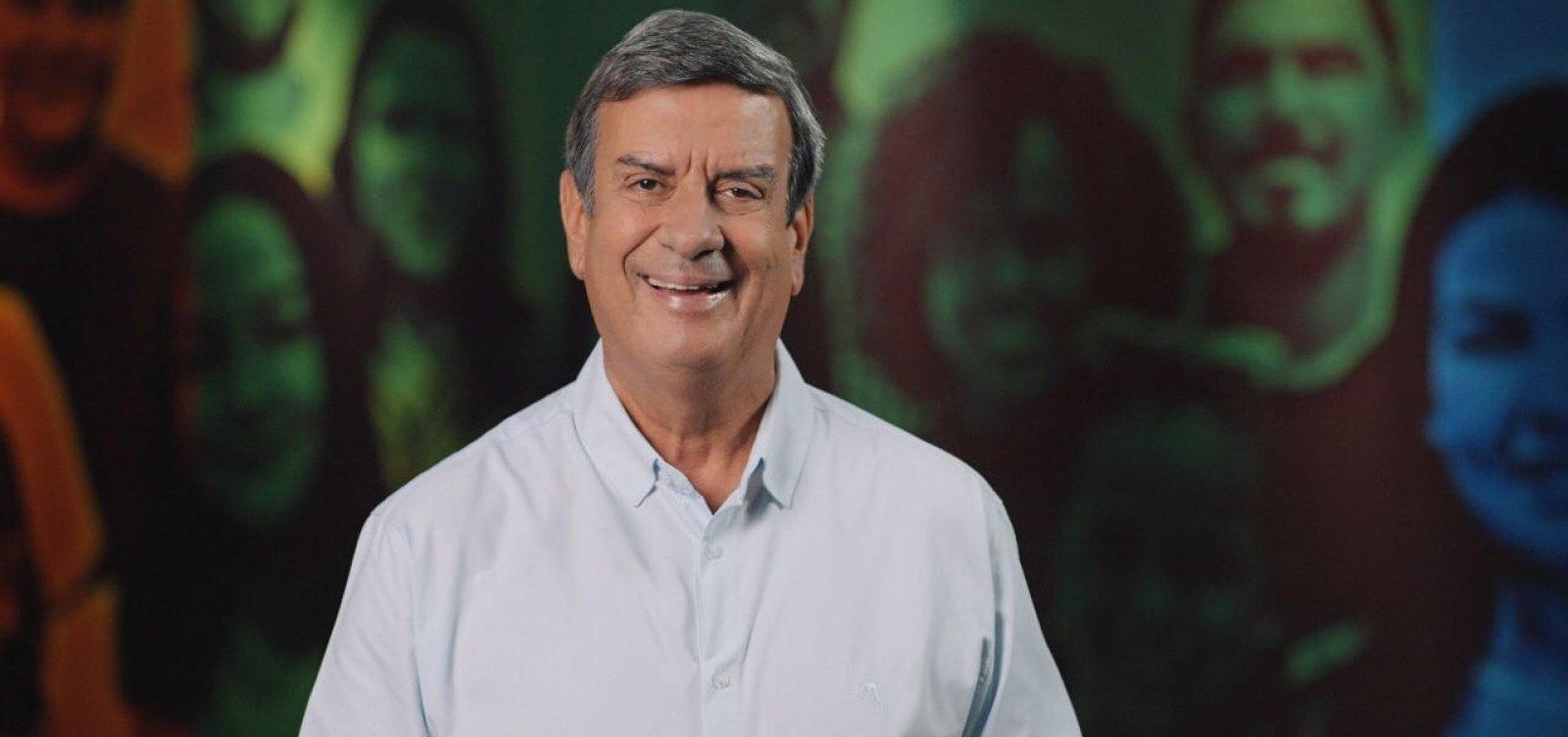 [Aos 68 anos, Colbert Martins é reeleito prefeito de Feira de Santana]