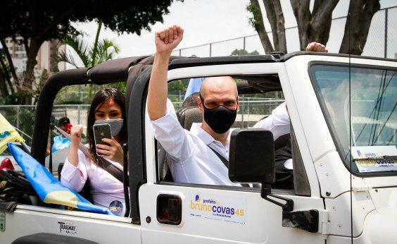 [Eleições municipais: MDB lidera número de prefeitos e PSDB de eleitorado]