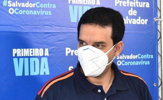 [Secretário da Saúde afirma que Hospital Municipal de Salvador volta a operar com quantidade máxima de leitos]