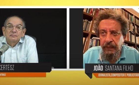 ['Eleição municipal nunca foi bússola da nacional', avalia João Santana]