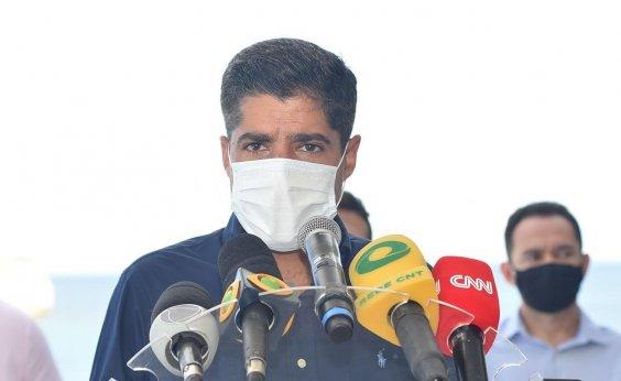 [ACM Neto anuncia que Pituba e Brotas vão retornar com medidas para conter avanço do coronavírus]