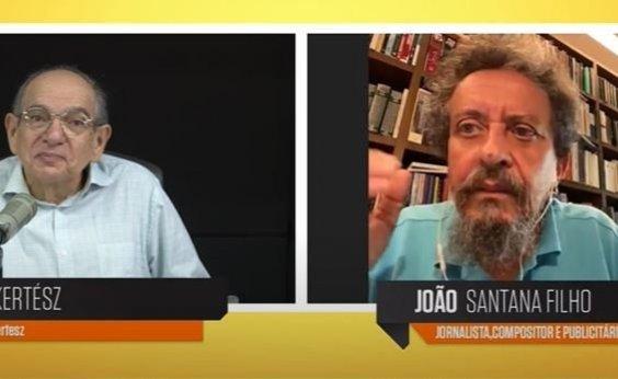 [João Santana elogia Ciro, mas critica postura 'autodestrutiva']