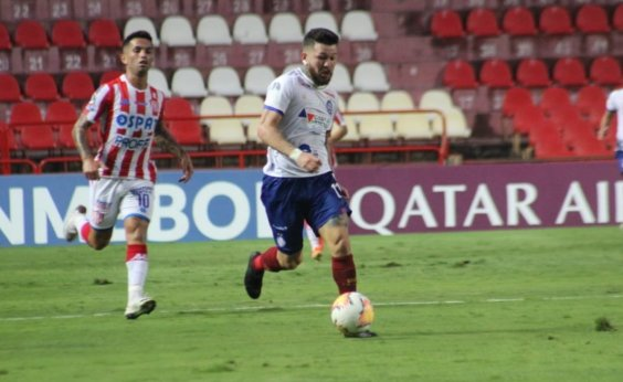 [Bahia empata sem gols com o Santa Fé na Argentina e avança na Sul-Americana]