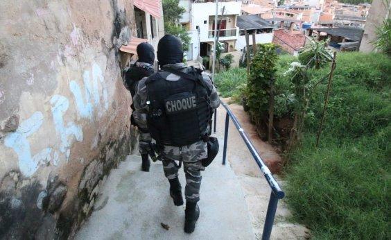 [Ação integrada combate crime no Nordeste de Amaralina]