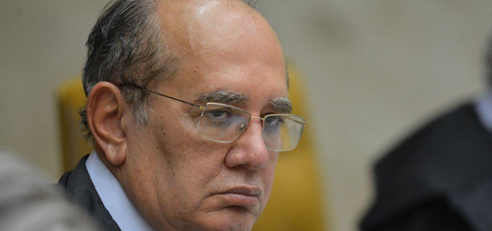 [Gilmar Mendes adia julgamento de habeas corpus que colocou Queiroz em prisão domiciliar]