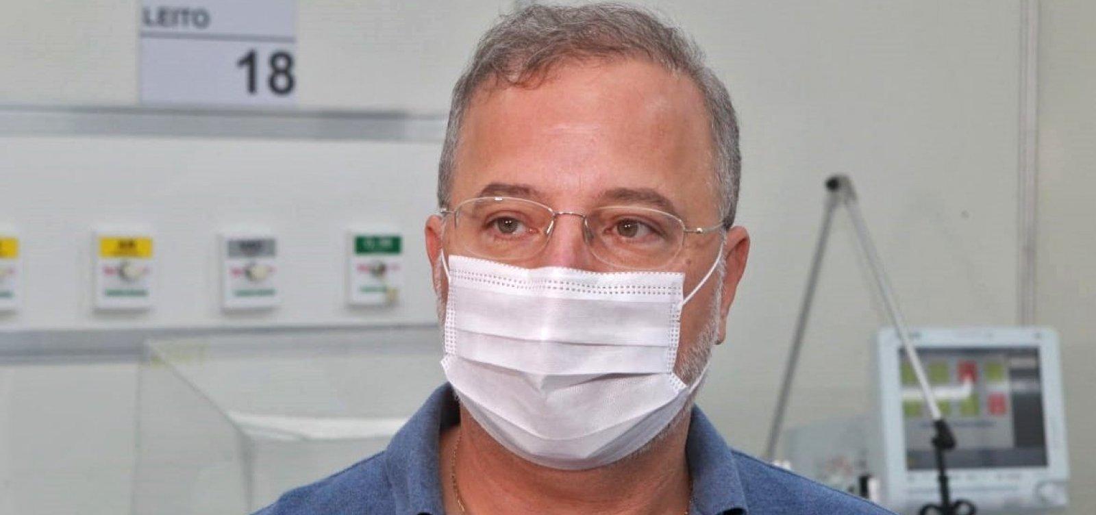 [Governo da Bahia compra ultrafreezers para armazenar vacina da Pfizer]