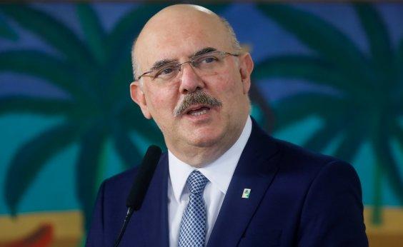 [Ministro da Educação afirma que vai ouvir representantes das universidades federais antes de revogar decreto]