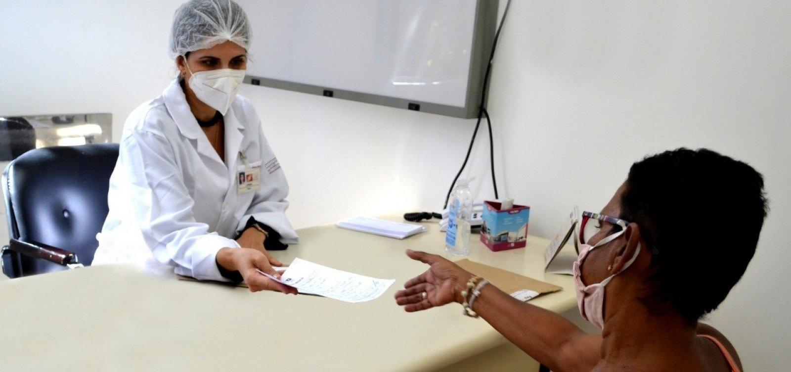 [Fundação José Silveira assegura tratamento aos pacientes com tuberculose no IBIT durante pandemia]