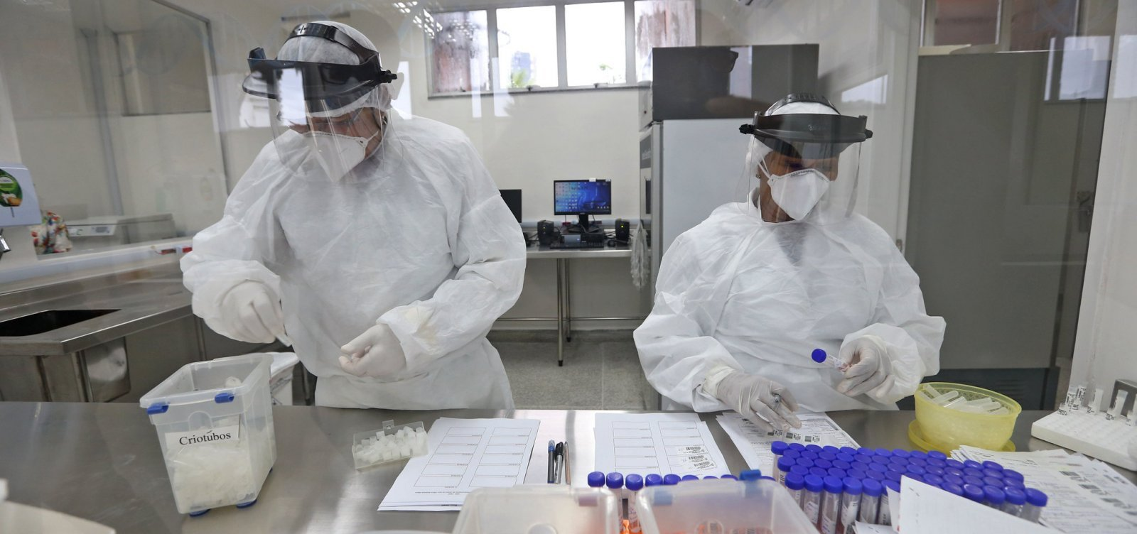 [Bahia registra 21 óbitos e 3.268 novos casos de Covid-19 nas últimas 24h]