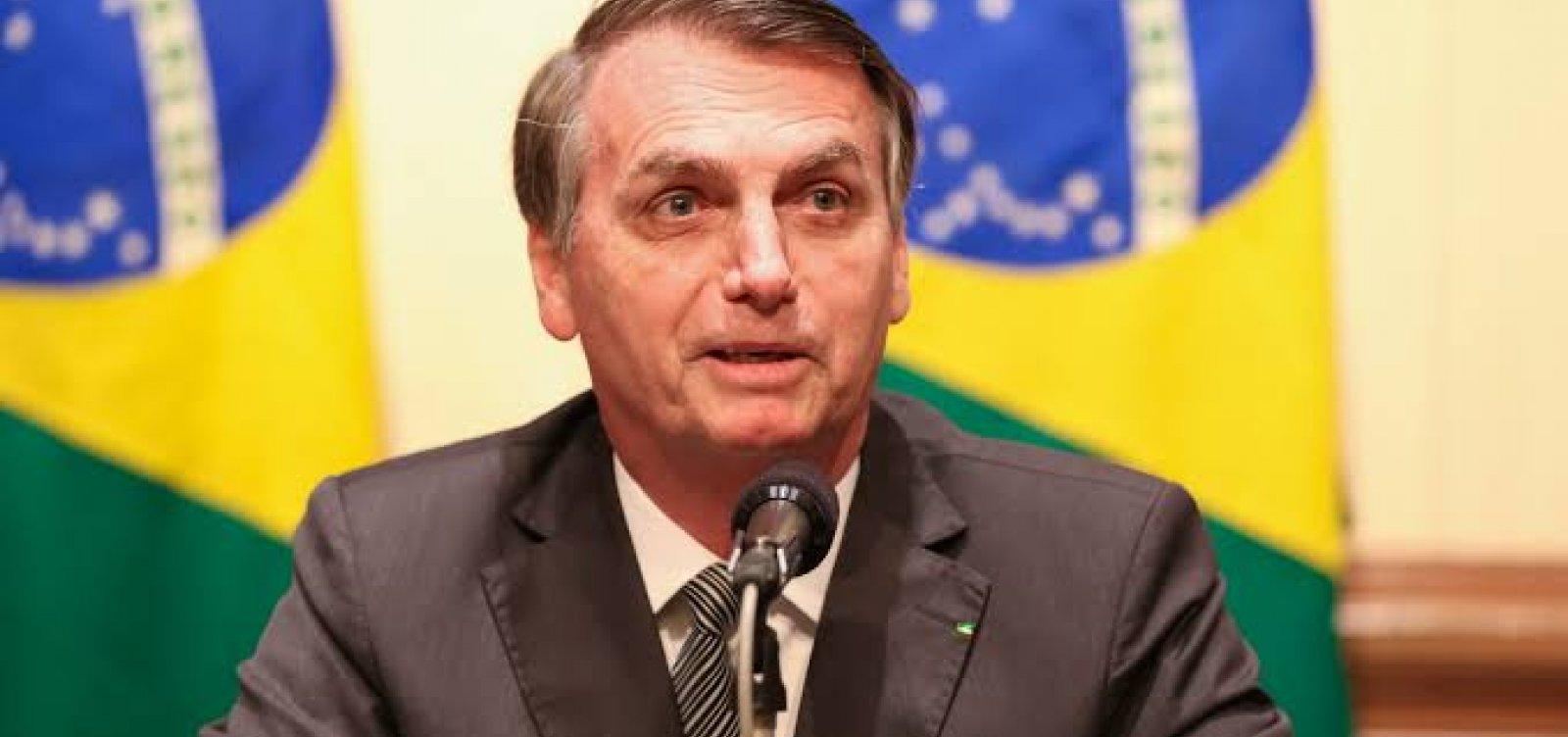 [Bolsonaro desembarca nesta sexta-feira em Salvador para participar de evento religioso]