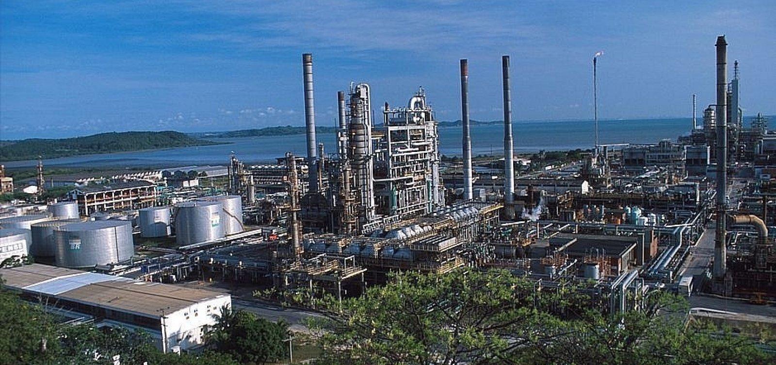 [Petrobras conclui fase de negociação em processo de venda da Refinaria Landulpho Alves]