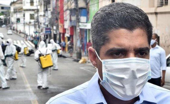 [ACM Neto anuncia ações preventivas contra o coronavírus em Itapuã e Pernambués]