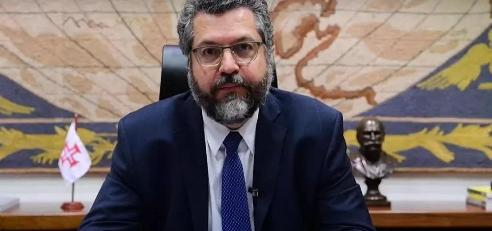 [Em discurso na ONU, Araújo defende 'esforços de nações individuais' contra Covid-19]