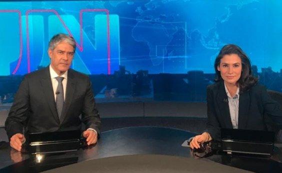 [Polícia do Rio intima Bonner e Renata para depor após censura do caso Queiroz ]