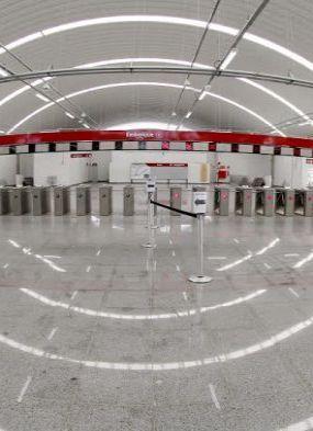 Metrô: nova estação em Pirajá vai funcionar durante 3h em período inicial