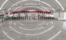 [Metrô: nova estação em Pirajá vai funcionar durante 3h em período inicial]