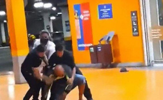 [Brigada Militar do RS desliga policial temporário preso por morte de Beto Freitas]