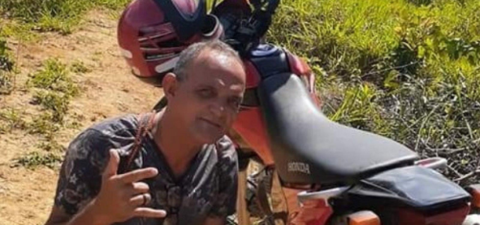 [Ipiaú: Homem morre após cair de moto e ser atropelado por carro na BR-330]