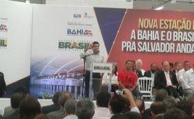 [Neto cobra BRT de Dilma e diz que