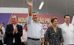 [Em inauguração de nova estação, Rui agradece o que Dilma tem feito pela Bahia]