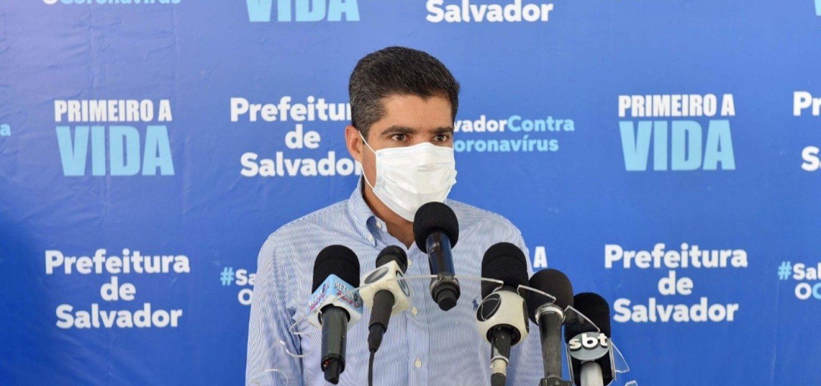 [Prefeitura de Salvador determina novo fechamento de cinemas, teatros e casas de espetáculo]