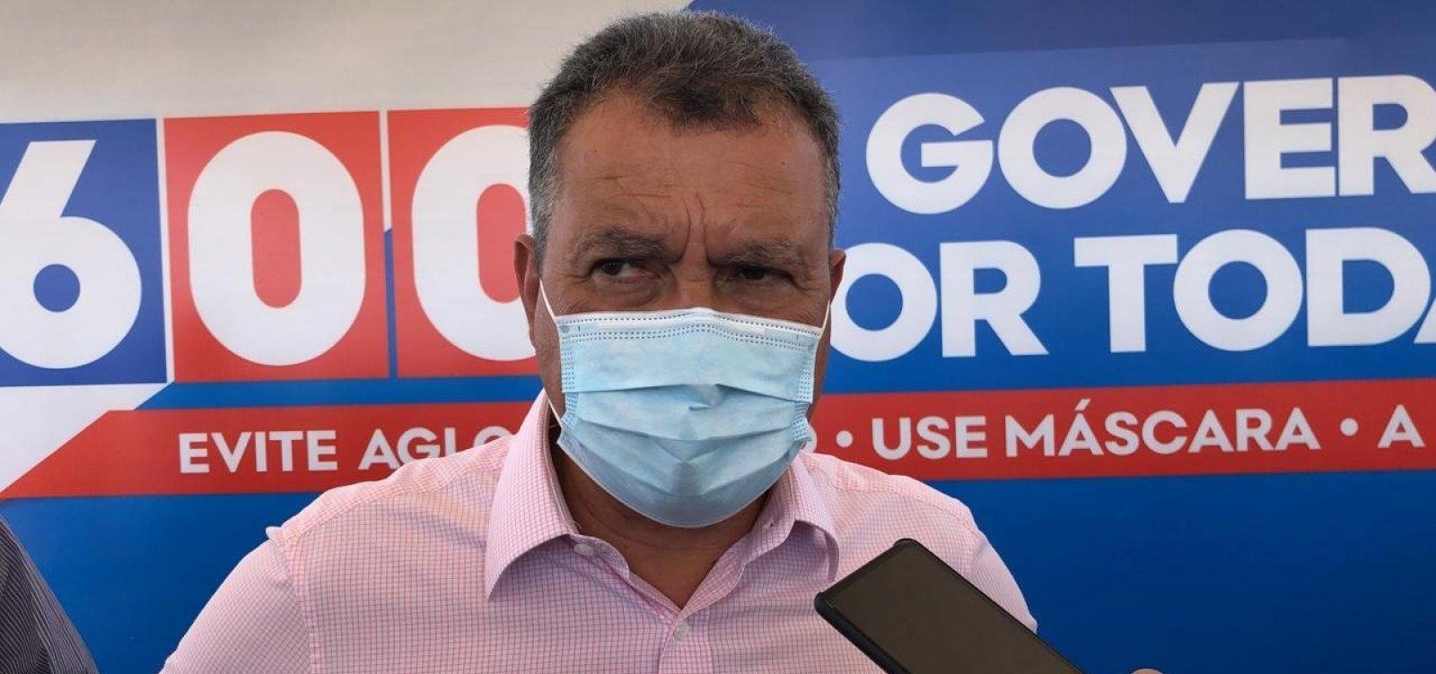 [Covid-19: governadores querem celeridade e ministro avalia aprovação de vacinas em fevereiro]