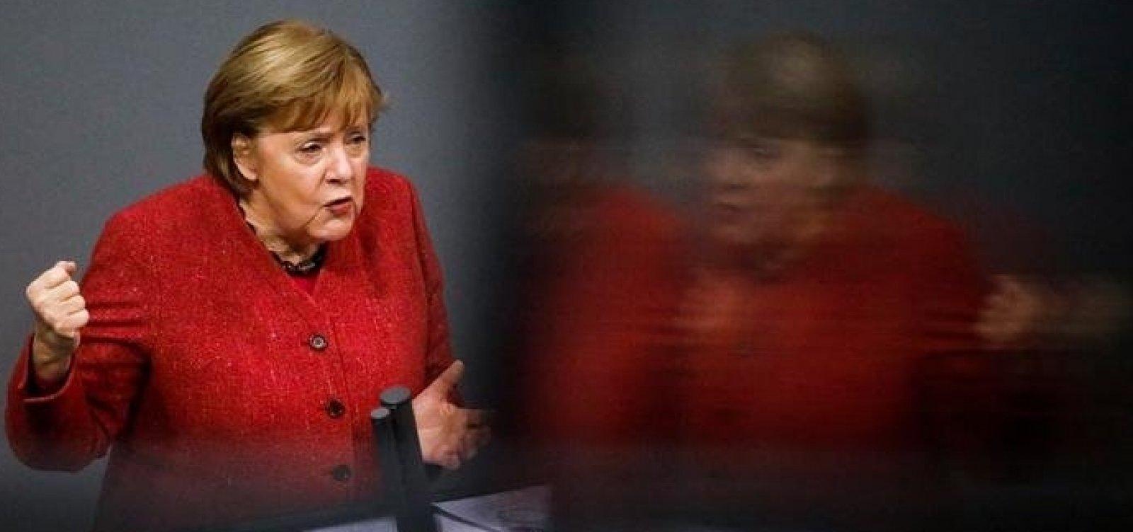 [Segunda onda na Europa: Alemanha determina fechamento de comércios e escolas]