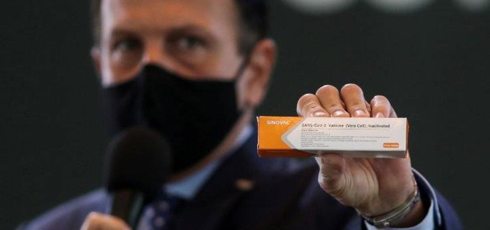 [Butantã adia entrega de resultados finais da vacina Coronavac contra a Covid-19]