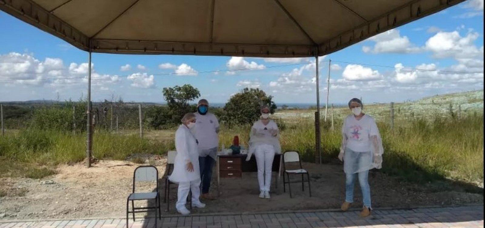 [Última cidade brasileira sem Covid-19, Cedro do Abaeté, em Minas Gerais, registra dois casos]