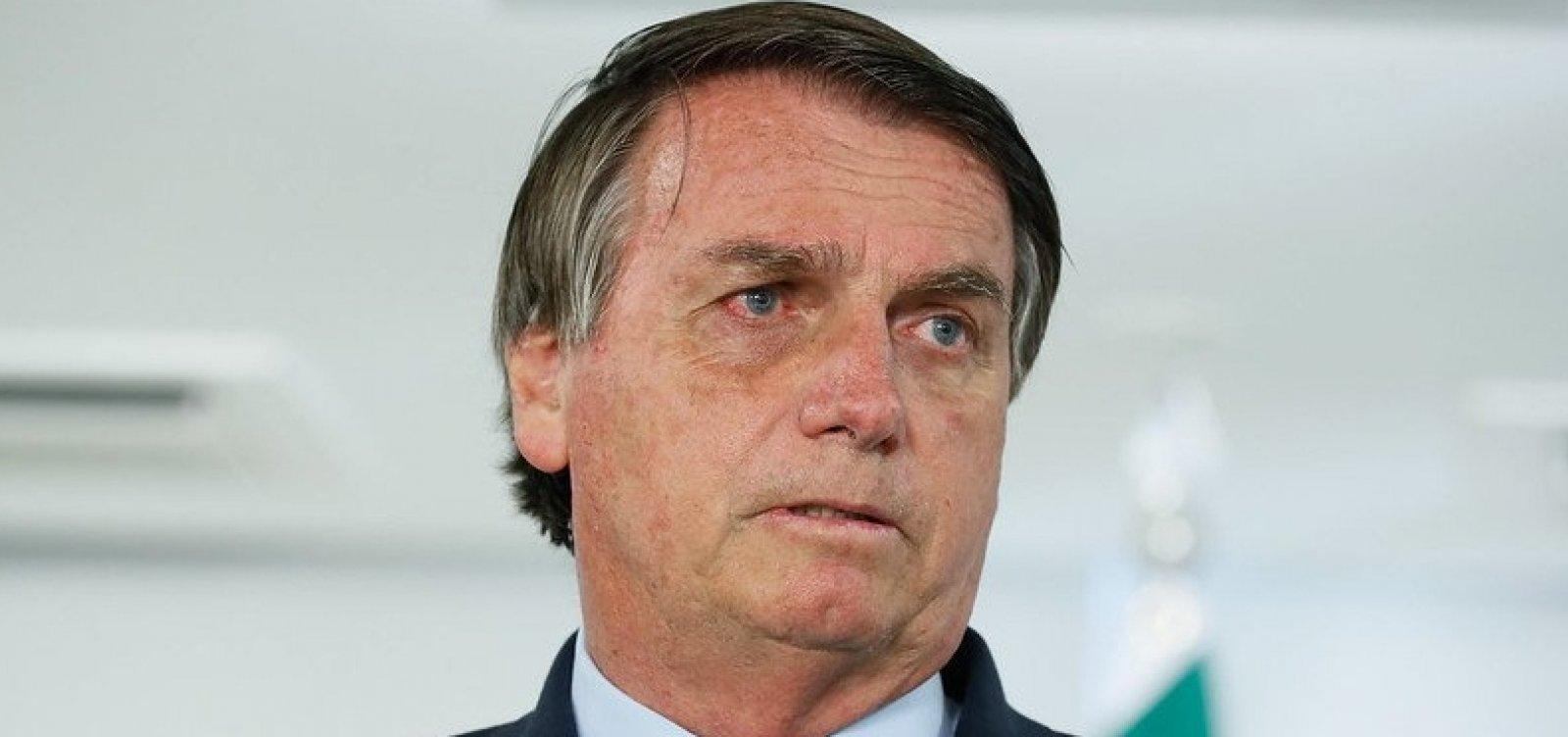 ['Não vou tomar vacina e ponto final', diz Bolsonaro sobre imunizante para Covid-19]