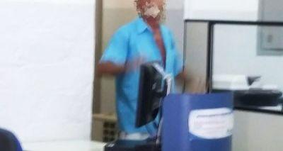 Homem invade agência da Coelba, joga gasolina e ameaça tocar fogo