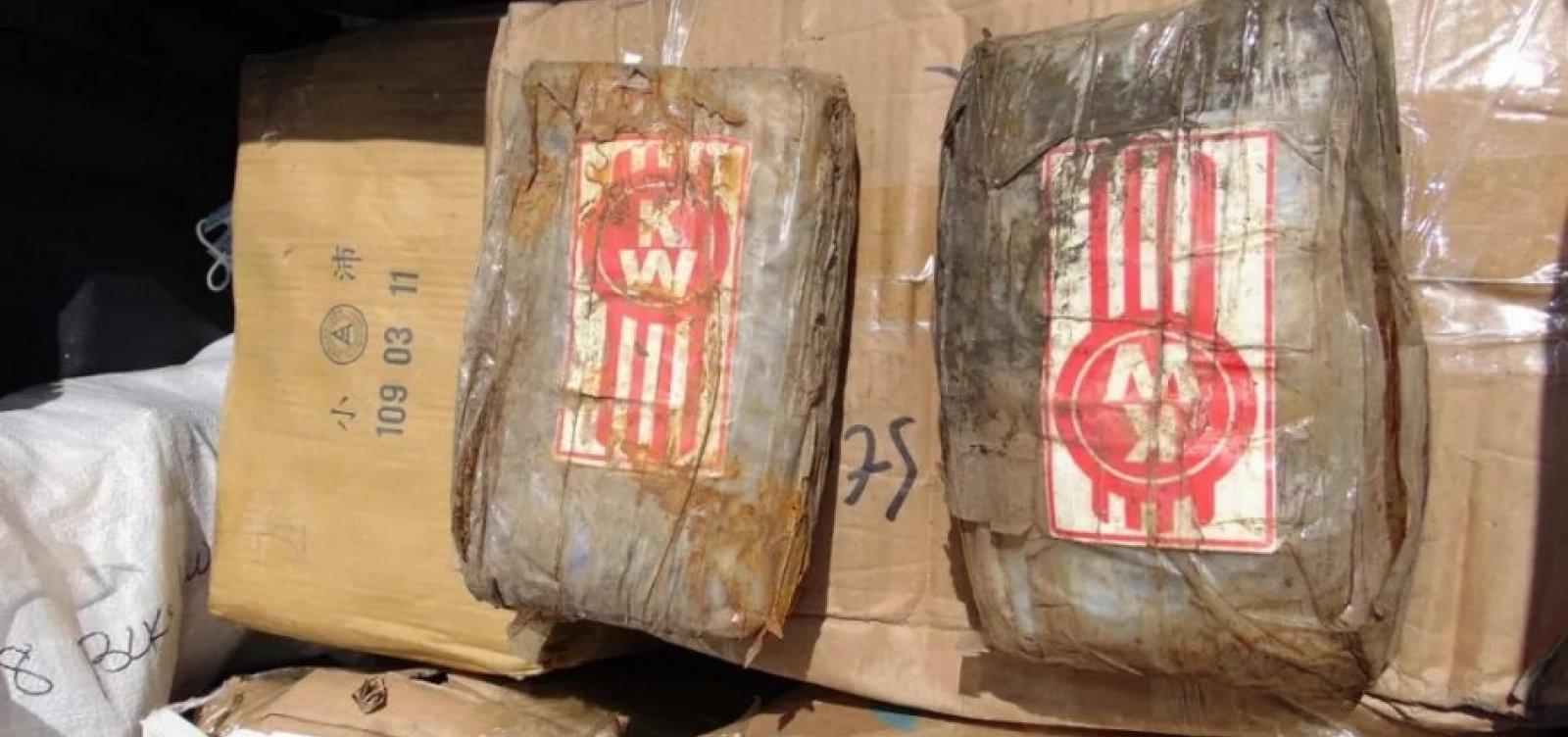[Embarcação fantasma com mais de 600 kg de cocaína é encontrada à deriva no Pacífico]