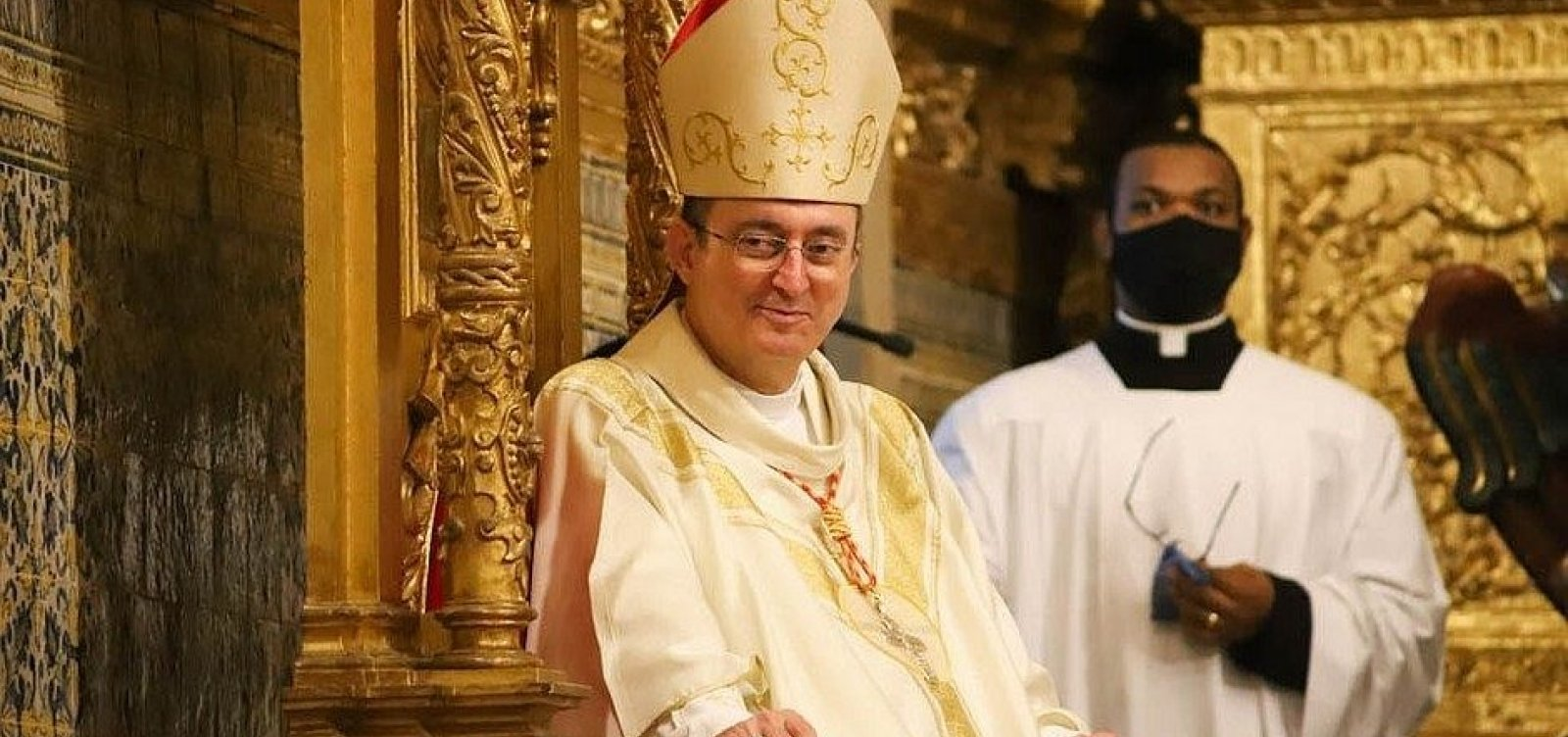 [Em meio à pandemia, celebração do Natal representa 'fraternidade' e 'esperança', diz arcebispo]