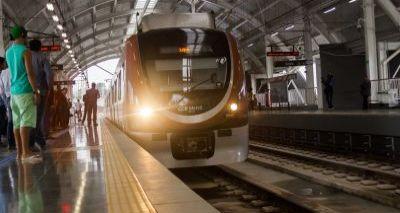 Confira os horários de funcionamento das estações do metrô para este fim de ano